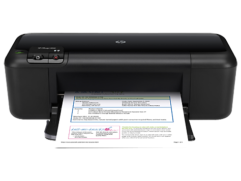 HP Officejet 4000 Printer - K210a