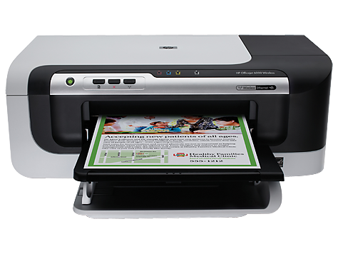 HP Officejet 6000 Printer series - E609