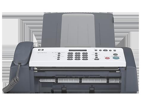 HP faxprodukter i 640-serien