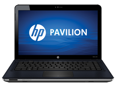 HP Pavilion dv5-2100 Entertainment Notebook PC series