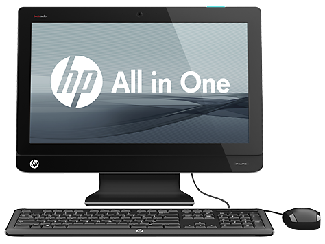 HP Omni 220-1025 Desktop PC