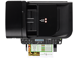 HP Officejet 6500 Special Edition Wireless All-in-One Printer - E709s