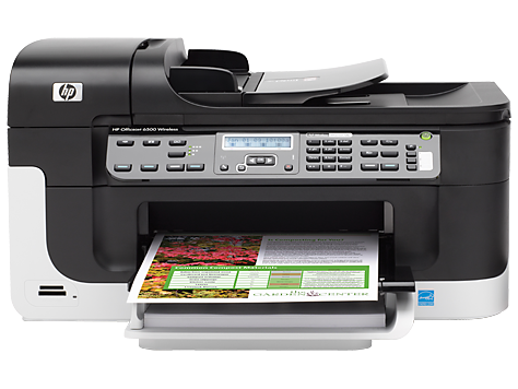 HP Officejet 6500 All-in-One Printer series - E709