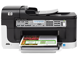 HP Officejet 6500 Drahtloser All-in-One-Drucker - E709n