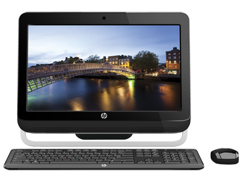 HP Omni 120-1034 Desktop PC