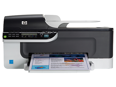 HP Officejet J4580 All-in-One-Drucker