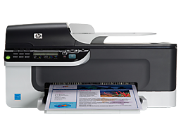 Impressora multifuncional HP Officejet Pro J4550 drivers