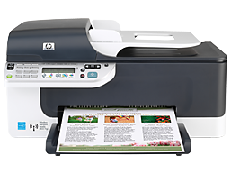 HP Officejet J4680 alles-in-één printer