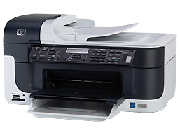 HP Officejet J6400 All-in-One Printer series