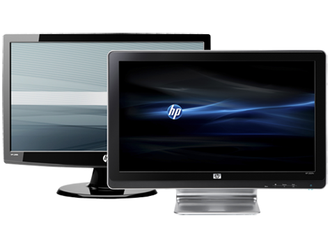 HP 20 inch Flat Panel Monitor series