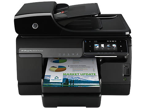 HP Officejet Pro 8500A Premium e-All-in-One Printer - A910n