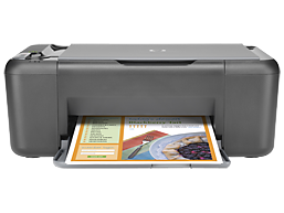 HP Deskjet F2420 All-in-One Printer