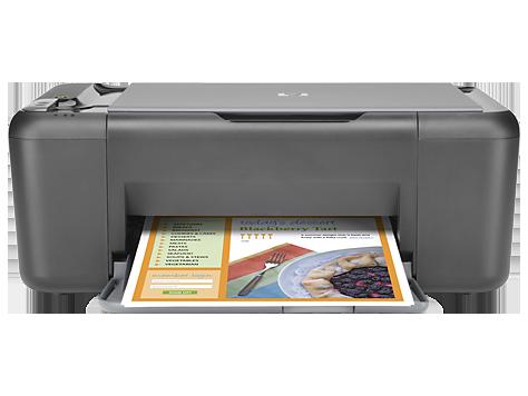 imprimante tout en un hp deskjet f2423 pilotes et. Black Bedroom Furniture Sets. Home Design Ideas