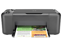 HP Deskjet F2476 All-in-One Printer