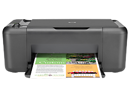 Impressora HP Deskjet F2480 All-in-One