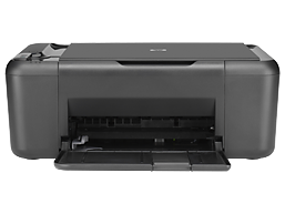 Impressora HP Deskjet F2492 All-in-One
