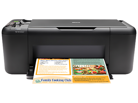 HP Deskjet F4580 All-in-One Printer