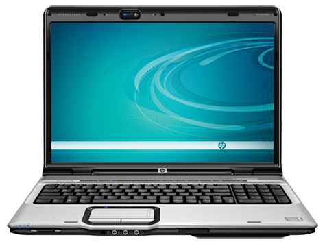 HP Pavilion dv9500 Entertainment Notebook PC series