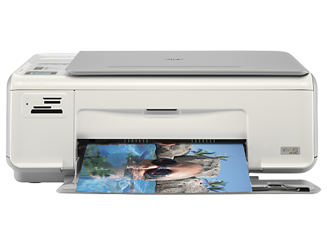 HP Photosmart C4270 All-in-One-Drucker