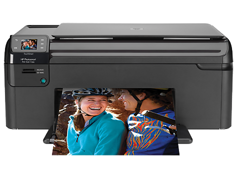 HP Photosmart All-in-One Printer series - B109