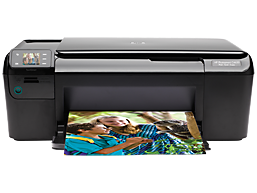 HP Photosmart C4650 All-in-One Printer