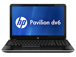 HP Pavilion dv6-7012tx Entertainment Notebook PC
