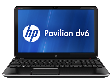 HP Pavilion dv6t-7000 CTO Quad Edition Entertainment Notebook PC