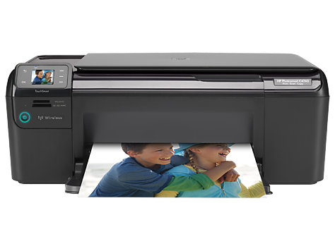 HP Photosmart C4700 All-in-One Printer series