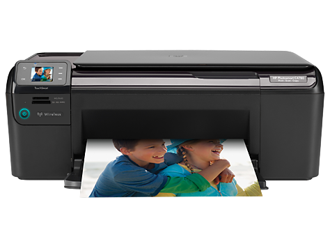 HP Photosmart C4780 All-in-One-Drucker