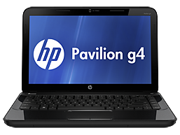 HP Pavilion g4-2120br Notebook PC