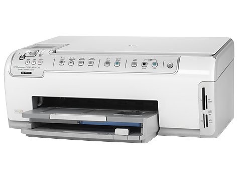 HP Photosmart C6200 All-in-One Printer series