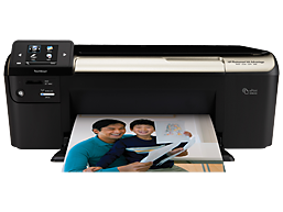 HP Photosmart Ink Advantage e-All-in-One Printer - K510a