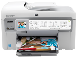 HP Photosmart Premium Fax All-in-One-Druckerserie - C309