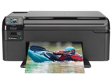 HP Photosmart Wireless All-in-One Printer - B109n