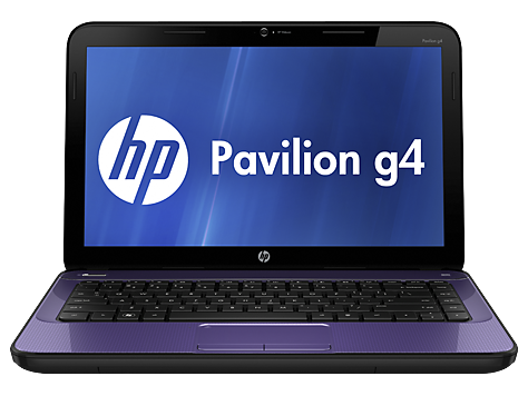 HP Pavilion g4-2017tx Notebook PC