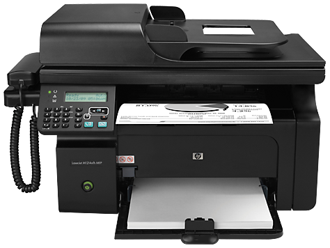 HP LaserJet Pro M1214nfh Multifunction Printer