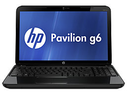 HP Pavilion g6-2103tu Notebook PC