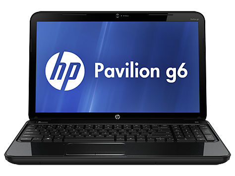 HP Pavilion g6-2000 Notebook PC series