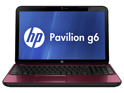 HP Pavilion g6-2005ax Notebook PC