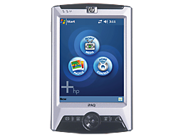 HP iPAQ rx3100 Mobile Media Companion series