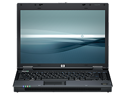HP Compaq 6510b Notebook PC