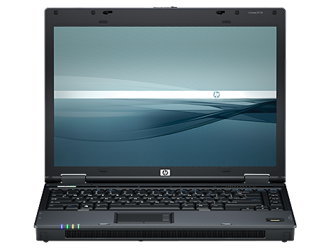 HP Compaq 6510b Base Model Notebook PC