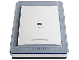 HP Scanjet 3800 Photo Scanner