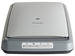 HP Scanjet 4370 Photo Scanner
