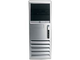 HP Compaq dc7600 Convertible Minitower PC