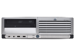 HP Compaq dc7600 Base Model Small Form Factor PC