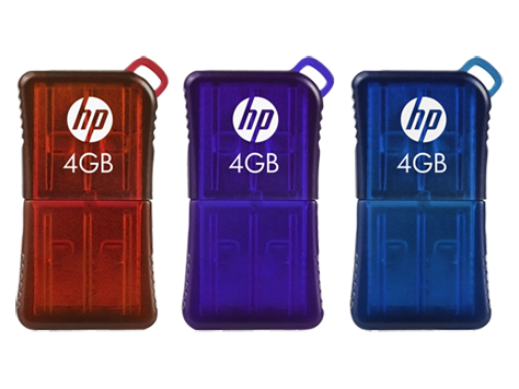 HP v165w USB Flash Drive