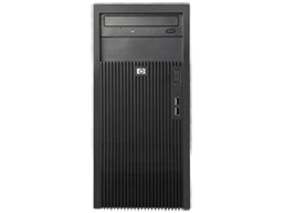 HP Compaq dx2090 Microtower PC