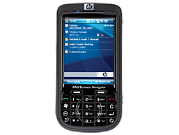 HP iPAQ 614c Business Navigator