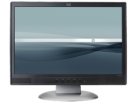 HP w17e 17-inch Widescreen LCD Monitor